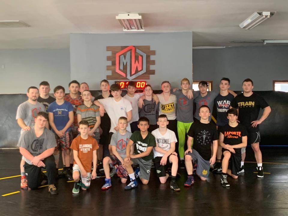 Midwest Wrestling Regional Training Center - New Carlisle